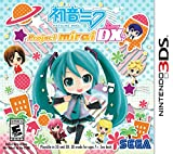 Hatsune Miku: Project Mirai DX (2015) (Video Game)