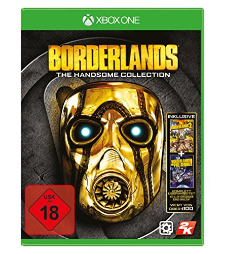 Borderlands: The Handsome Collections