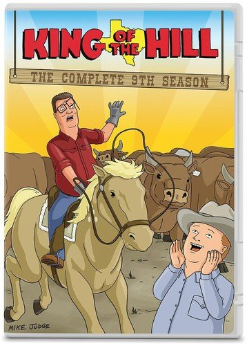 King of the Hill: The Complete 9th Season DVD