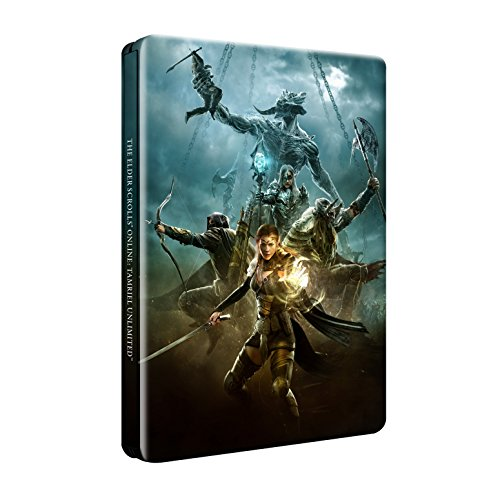 The Elder Scrolls Online: Tamriel Unlimited - Steelbook Edition