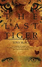 Last Tiger by Tony Black