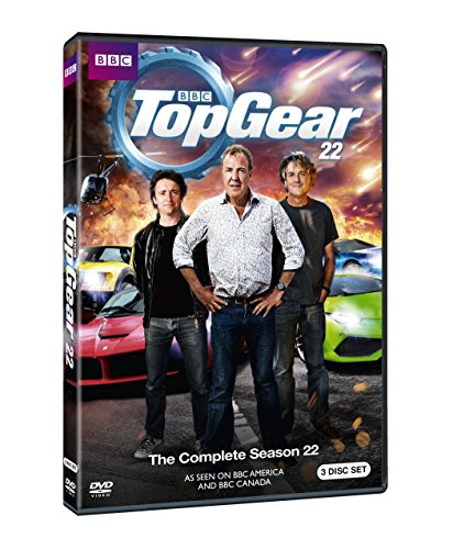 Top Gear 22 DVD