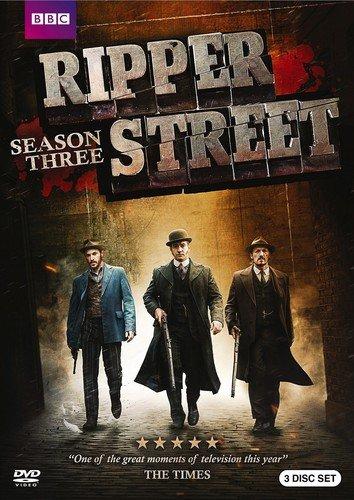Ripper Street: Season Three DVD