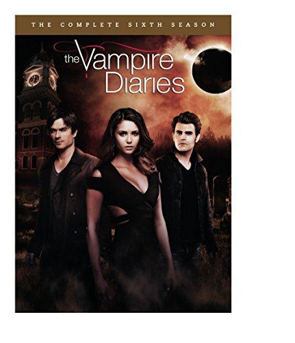 The Vampire Diaries: Season 6 DVD