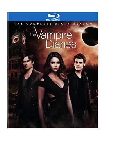 The Vampire Diaries: Season 6 [Blu-ray] DVD