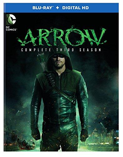 Arrow:  Season 3 [Blu-ray] DVD