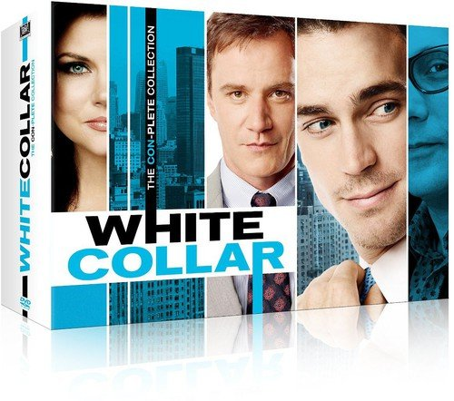 White Collar - The Complete Series DVD