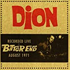 Recorded live at the Bitter End, August 1971…