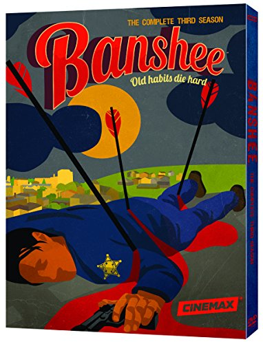 Banshee: Season 3 DVD
