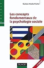 Les concepts fondamentaux de la psychologie…
