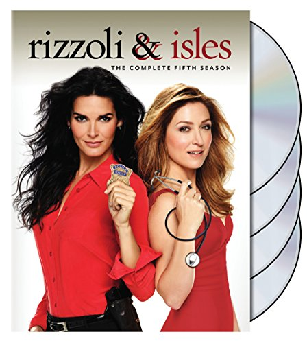 Rizzoli & Isles: The Complete Fifth Season DVD