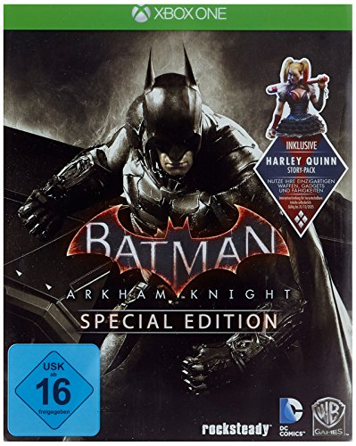 Batman: Arkham Knight - Special Steelbook Edition