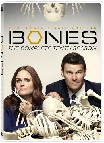 Bones: Season 10 DVD