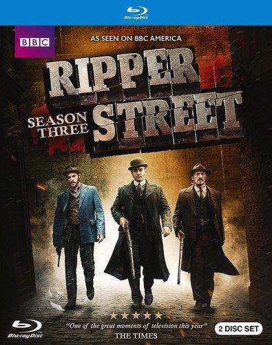 Ripper Street: Season 3 [Blu-ray] DVD