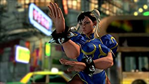 Screenshot: Street Fighter V