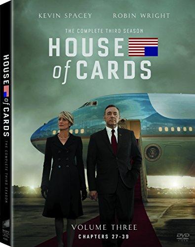 House of Cards: Season 3 DVD