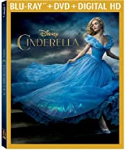 Cinderella 2-Disc Blu-ray DVD Digital HD av…