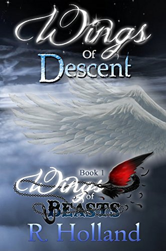 Book Cover - Wings of Beasts: Wings of Descent