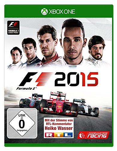 F1 2015 - Standard Edition