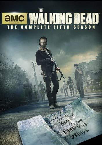The Walking Dead: Season 5 DVD