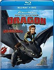 How To Train Your Dragon [Blu-ray] av Jay…