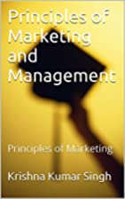 Principles of Marketing and Management:…