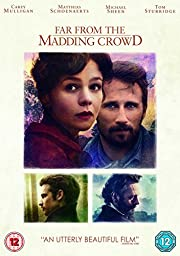 Far From The Madding Crowd [DVD] [2015]