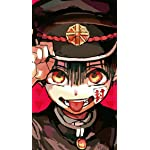 地縛少年花子くん iPhoneSE/5s/5c/5(640×1136)壁紙 花子くん(はなこくん)