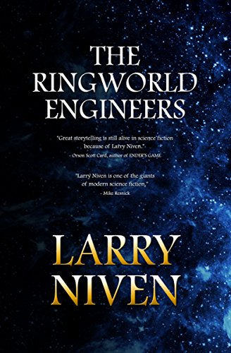 The Ringworld Engineers (Ringworld, #2) by Larry Niven