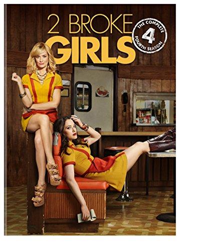 2 Broke Girls: The Complete Fourth Season DVD