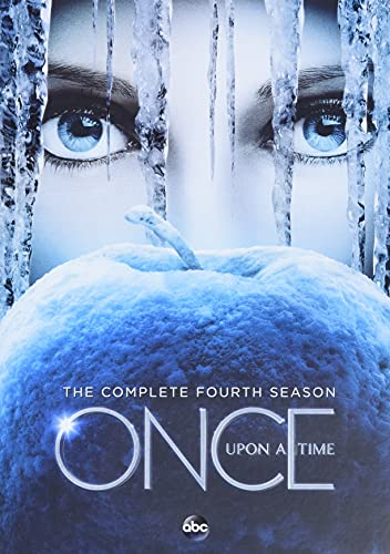 Once Upon a Time: The Complete Fourth Season DVD