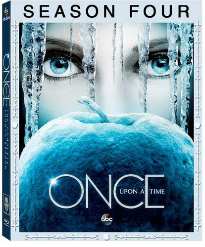 Once Upon a Time: The Complete Fourth Season [Blu-ray] DVD