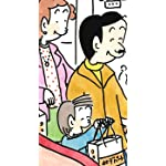 おとぼけ課長 iPhoneSE/5s/5c/5 壁紙 視差効果 おとぼけまさお,おとぼけママ,おとぼけこずえ,おとぼけひろし