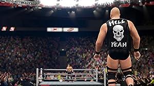Screenshot: WWE 2K16