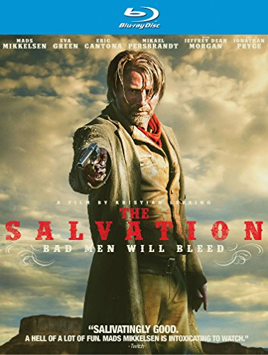 The Salvation [Blu-ray] DVD