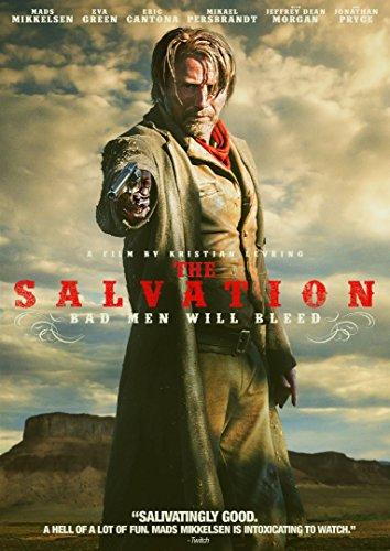 The Salvation DVD
