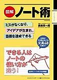 図解 ノート術 ミスがなくなり、アイデアが生まれ、目標を達成できる(美崎栄一郎)