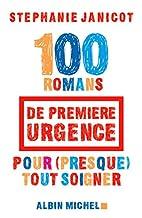 100 Romans de première urgence pour…