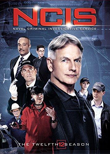NCIS: The Twelfth Season DVD