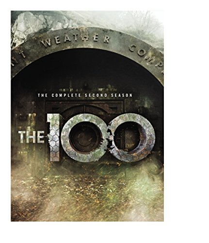 The 100: The Complete Second Season DVD