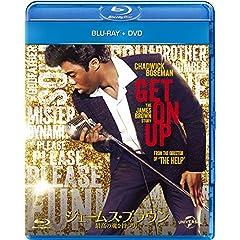 ジェームス・ブラウン~最高の魂(ソウル)を持つ男~ ブルーレイ+DVDセット [Blu-ray]