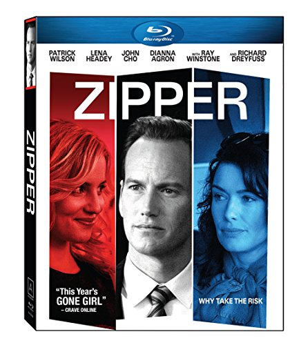 Zipper [Blu-ray] DVD