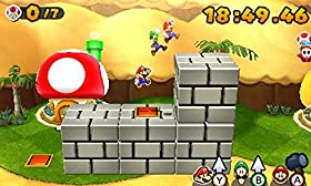Screenshot: Mario & Luigi - Paper Jam Bros.