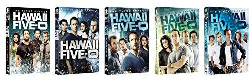 Hawaii Five-O: Five Season Pack DVD