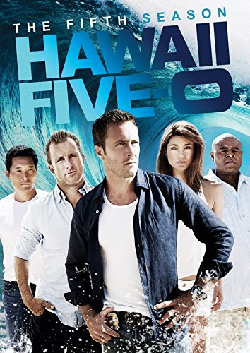 Hawaii Five-O: The Fifth Season DVD