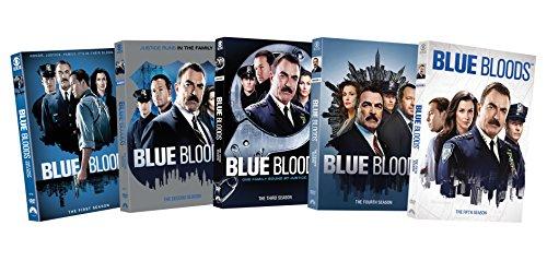 Blue Bloods: Five Season Pack DVD