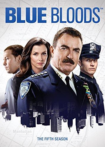 Blue Bloods: The Fifth Season DVD
