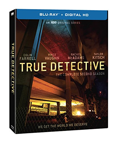 True Detective: Season 2 [Blu-ray] + Digital HD DVD