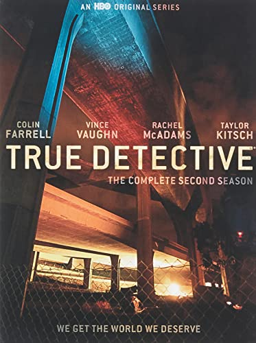 True Detective: Season 2 DVD