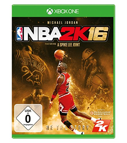 NBA 2K16 - Michael Jordan Edition